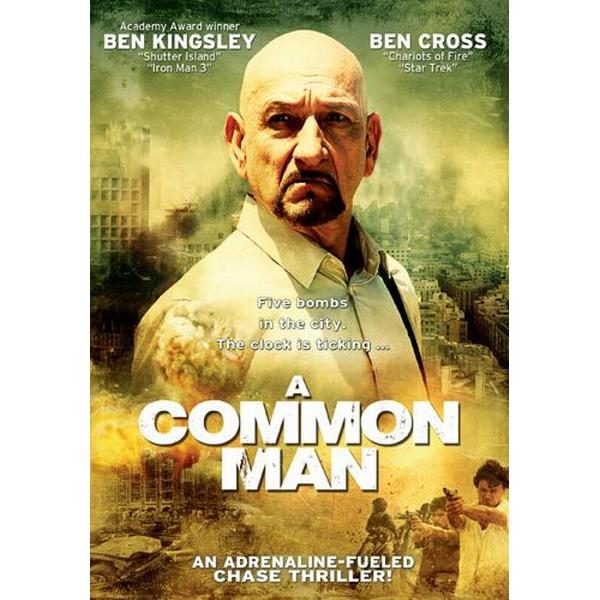 A common man (DVD) (DVD 2012)