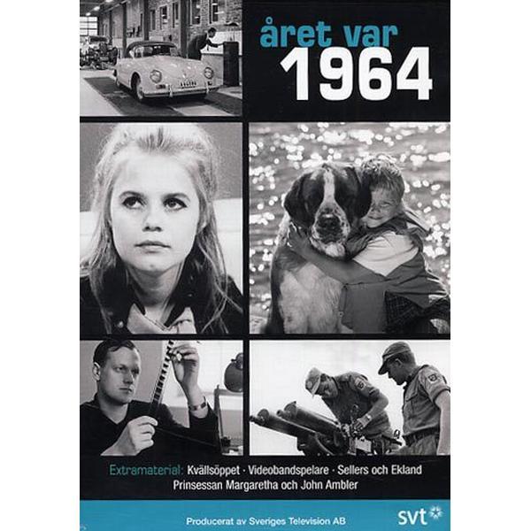 Året var 1964 (DVD) (DVD 2013)