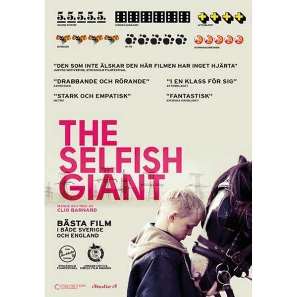 The selfish giant (DVD) (DVD 2013)
