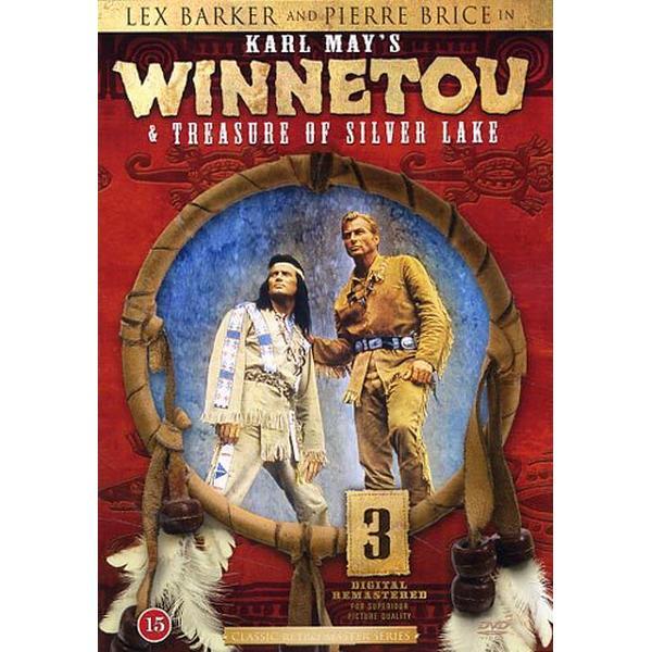 Winnetou 3 (DVD) (DVD 2015)
