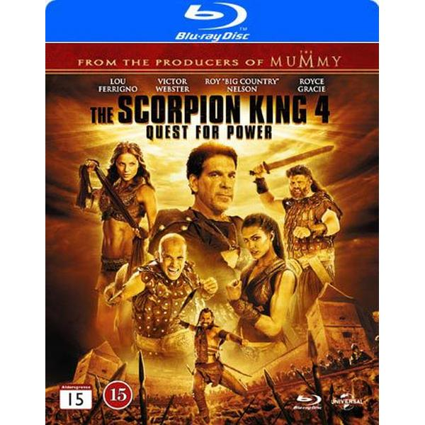 Scorpion King 4: Quest for power (DVD) (DVD 2015)