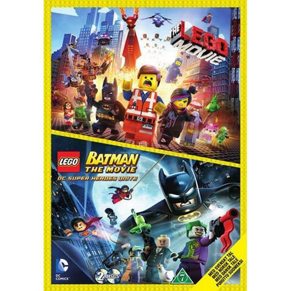 Lego - The movie + Lego Batman (2DVD) (DVD 2014)