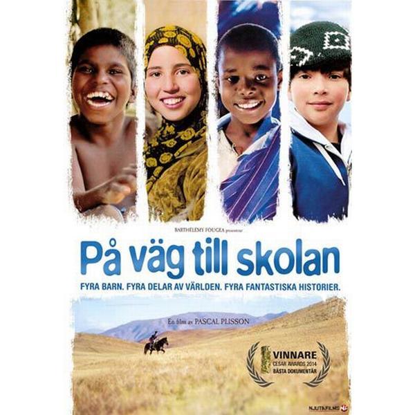 På väg till skolan (DVD) (DVD 2013)