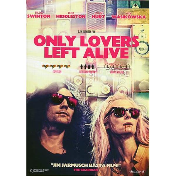 Only lovers left alive (DVD) (DVD 2013)