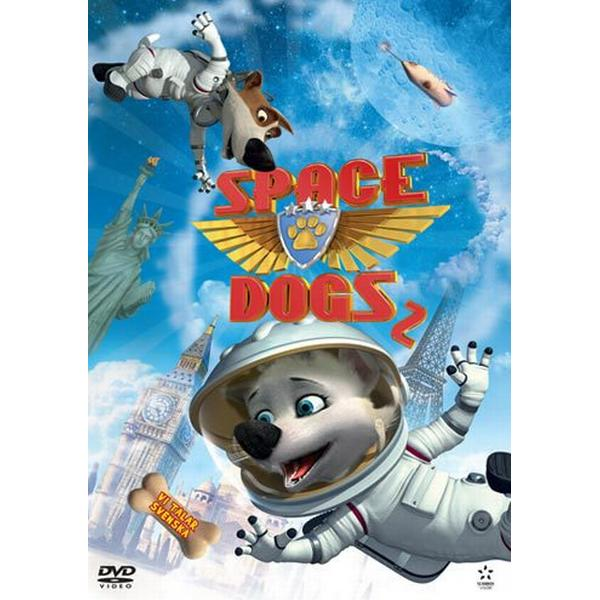 Space dogs 2 (DVD) (DVD 2014)