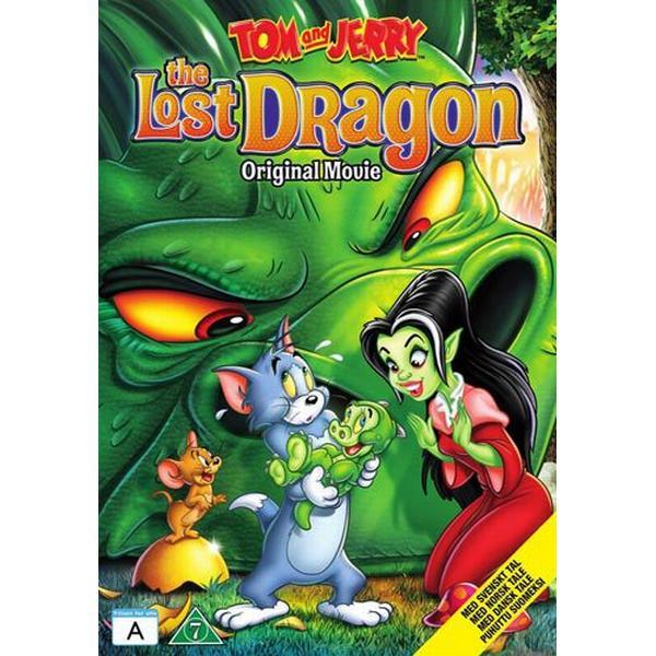 Tom & Jerry: Den försvunna draken (DVD) (DVD 2014)