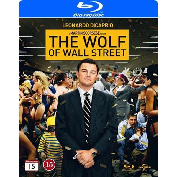 Wolf of Wall Street (Blu-ray) (Blu-Ray 2013)