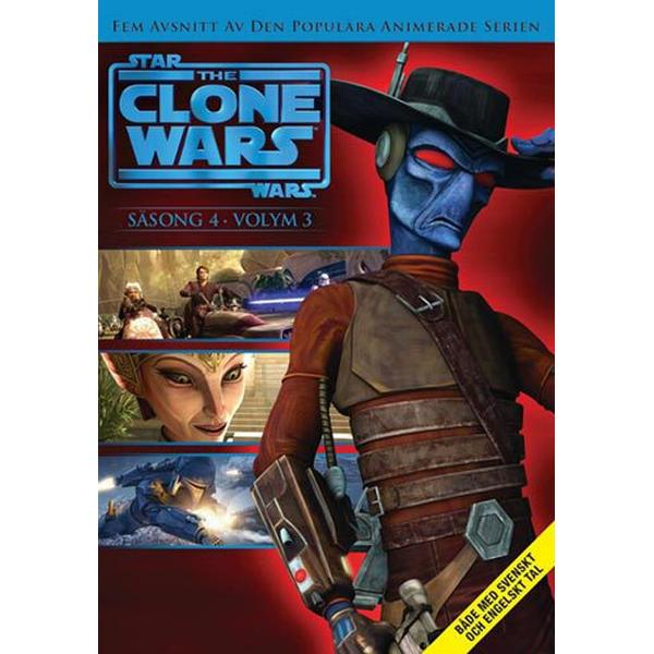 Star Wars: The clone wars / Säsong 4:3 (DVD) (DVD 2012)