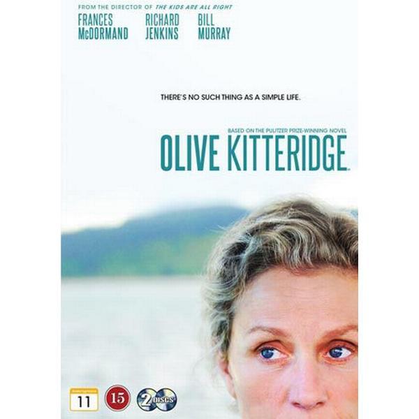 Olive Kitteridge: Miniserien (2DVD) (DVD 2014)