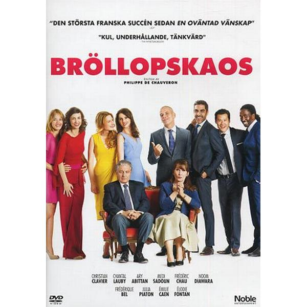 Bröllopskaos (DVD) (DVD 2014)