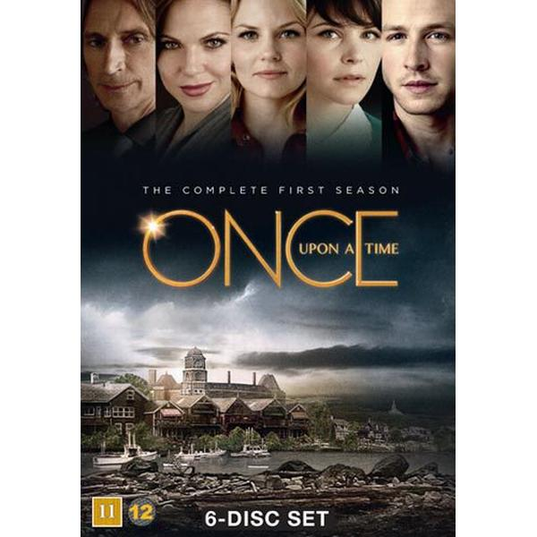 Once upon a time: Säsong 1 (6DVD) (DVD 2011)