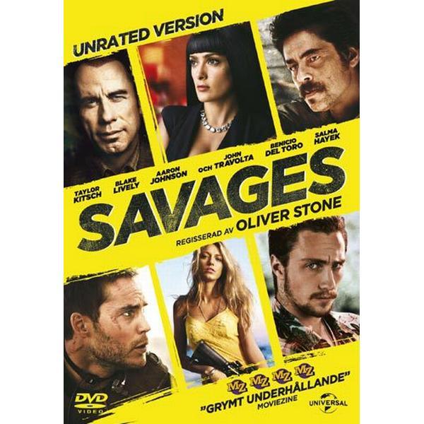 Savages (DVD) (DVD 2012)