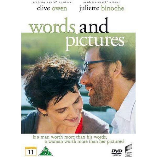 Words and pictures (DVD) (DVD 2013)