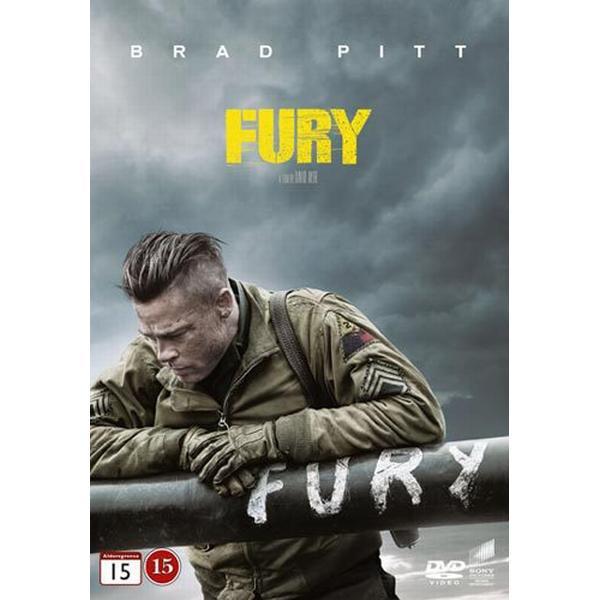 Fury (DVD) (DVD 2014)