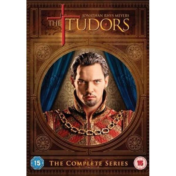 Tudors: Säsong 1-4 (12DVD) (DVD 2012)