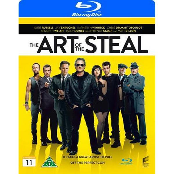 Art of the steal (Blu-ray) (Blu-Ray 2013)