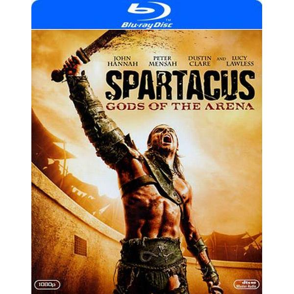 Spartacus: Gods of the Arena (2Blu-ray) (Blu-Ray 2011)