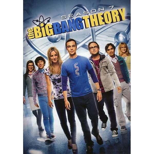 Big bang theory: Säsong 7 (3DVD) (DVD 2014)