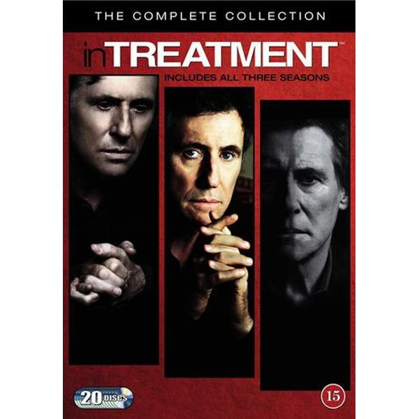 In treatment: Complete series (20DVD) (DVD 2014)