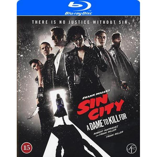 Sin City 2: A dame to kill for (Blu-ray) (Blu-Ray 2014)