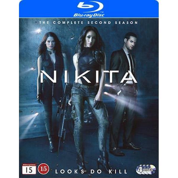 Nikita: Säsong 2 (4Blu-ray) (Blu-Ray 2011)