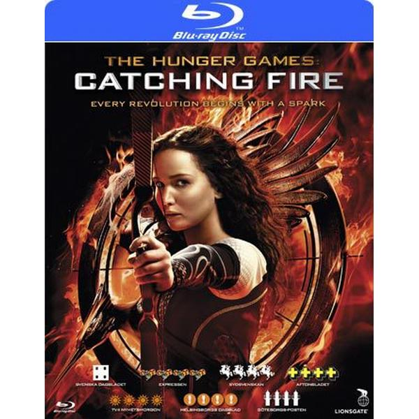 Hunger games 2: Catching fire / S.E. (2Blu-ray) (Blu-Ray 2013)