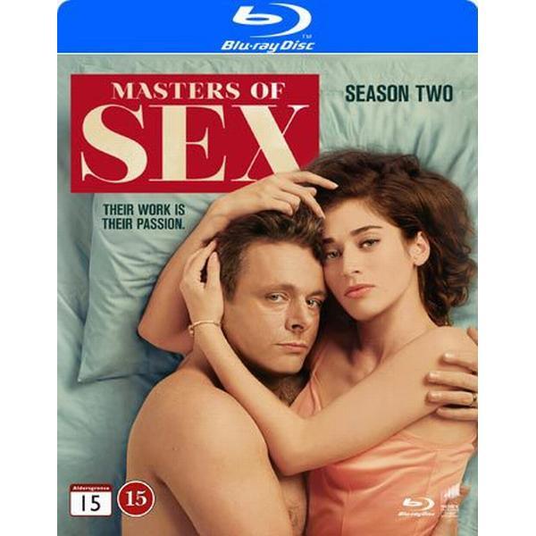 Masters of sex: Säsong 2 (4Blu-ray) (Blu-Ray 2014)