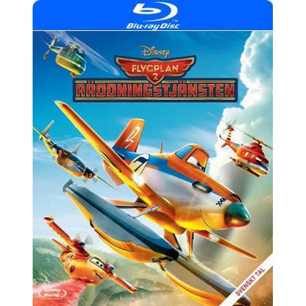 Flygplan 2: Räddningstjänsten (Blu-ray) (Blu-Ray 2014)