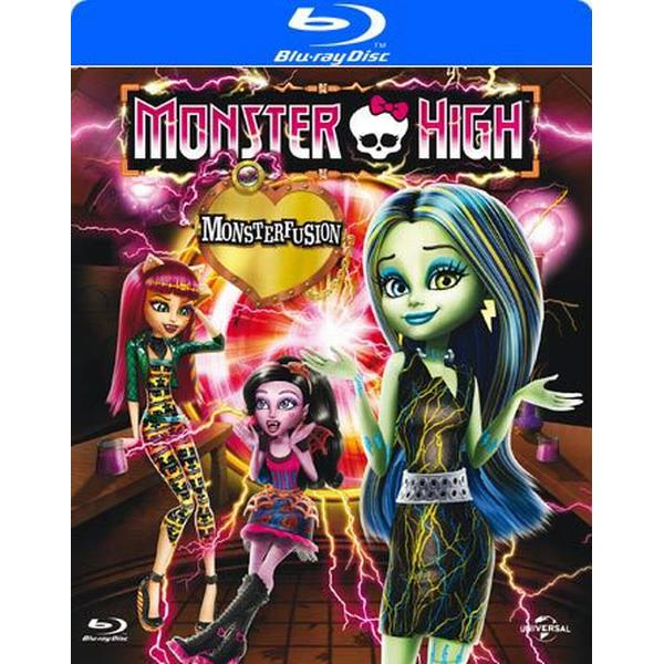 Monster High 7: Monsterfusion (Blu-ray) (Blu-Ray 2014)