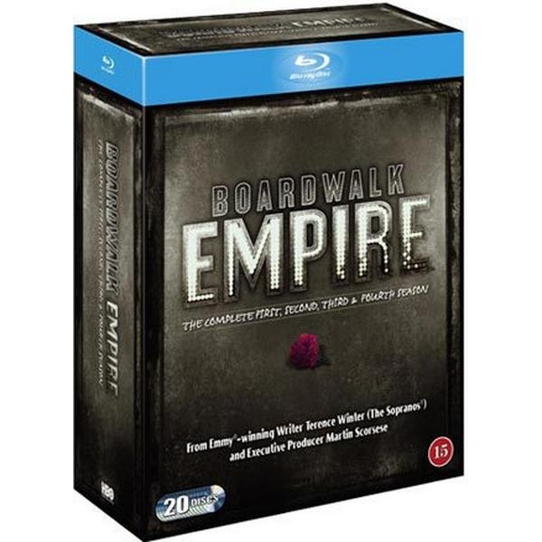 Boardwalk empire: Säsong 1-4 (20Blu-ray) (Blu-Ray 2014)