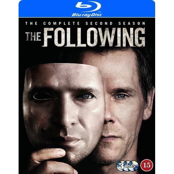 The Following: Säsong 2 (3Blu-ray) (Blu-Ray 2014)