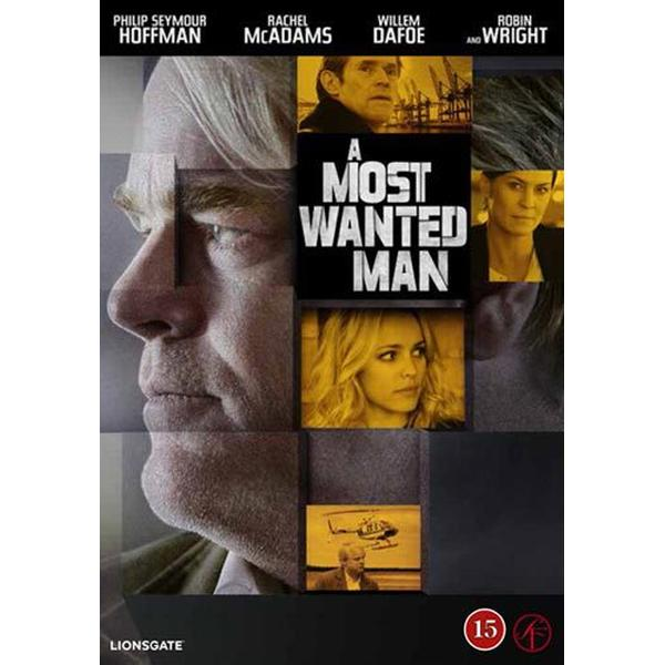 A most wanted man (DVD) (DVD 2014)