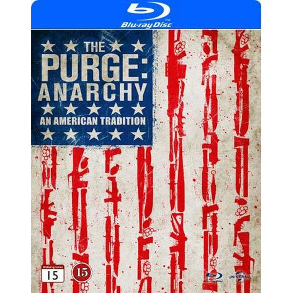 Purge 2 - Anarchy (Blu-ray) (Blu-Ray 2014)