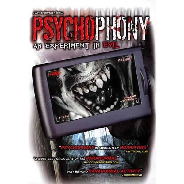 Psychophony: An experiment in evil (DVD) (DVD 2014)