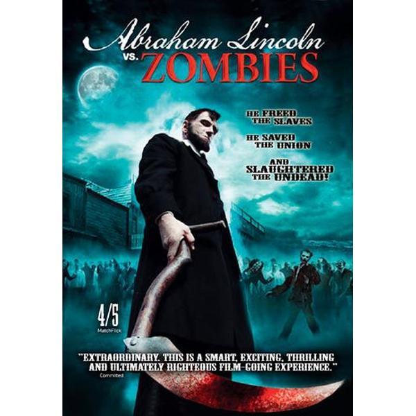 Abraham Lincoln vs Zombies (DVD) (DVD 2012)