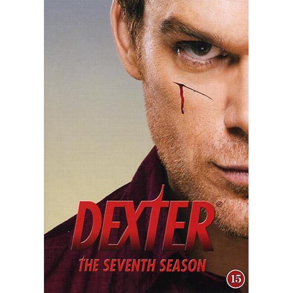 Dexter: Säsong 7 (4DVD) (DVD 2012)