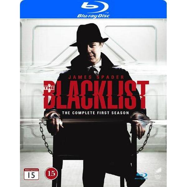 Blacklist: Säsong 1 (6Blu-ray) (Blu-Ray 2013)