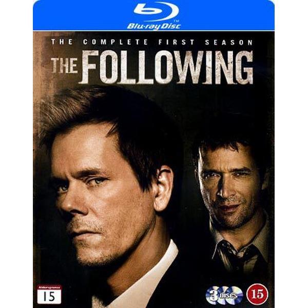 The Following: Säsong 1 (3Blu-ray) (Blu-Ray 2013)