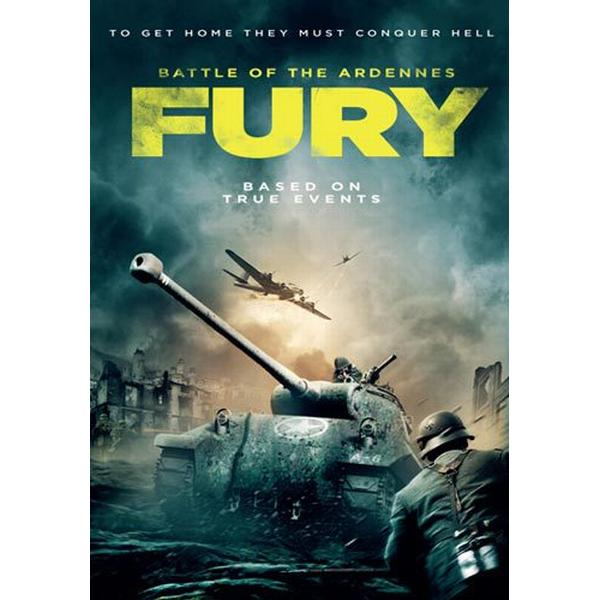 Fury - Battle of the Ardennes (DVD) (DVD 2014)