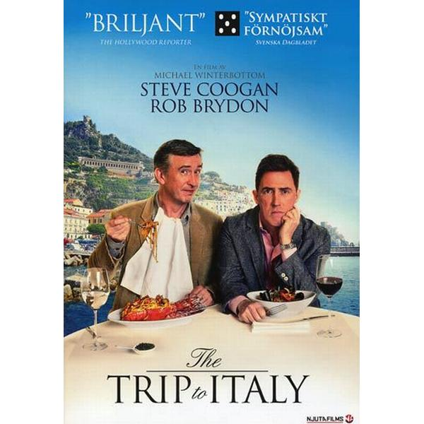 The trip to Italy (DVD) (DVD 2014)