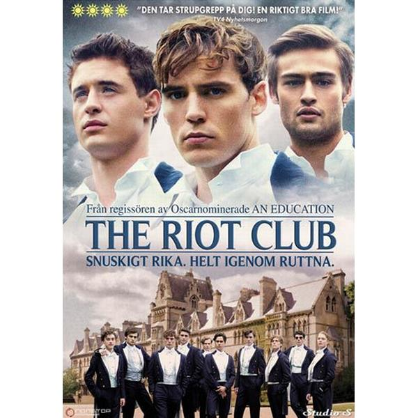 The Riot Club (DVD) (DVD 2014)