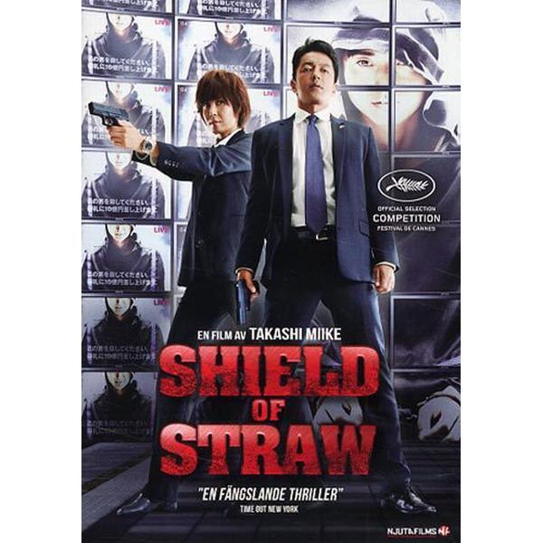 Shield of straw (DVD) (DVD 2013)