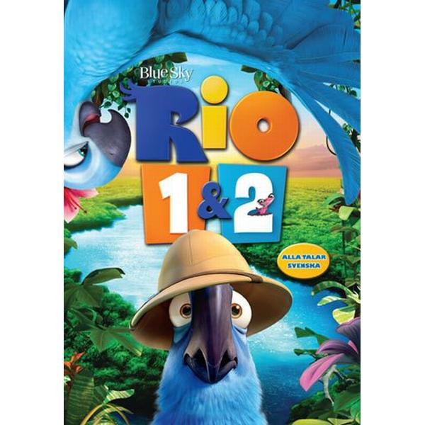 Rio 1+2 (2DVD) (DVD 2014)