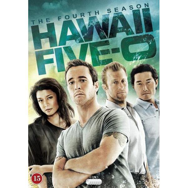 Hawaii Five-0: Säsong 4 (Remake) (6DVD) (DVD 2014)