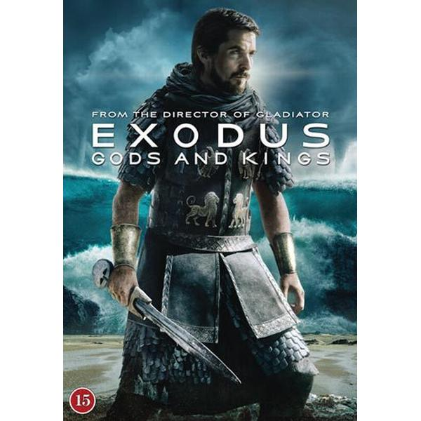 Exodus - Gods and kings (DVD) (DVD 2014)