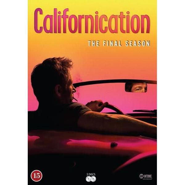 Californication: Säsong 7 (2DVD) (DVD 2014)