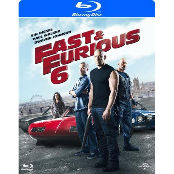 Fast & Furious 6 (Blu-ray) (Blu-Ray 2013)