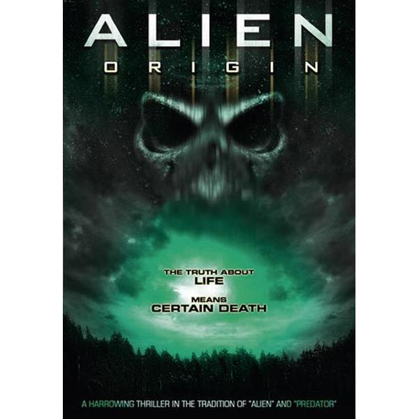 Alien origin (DVD) (DVD 2012)