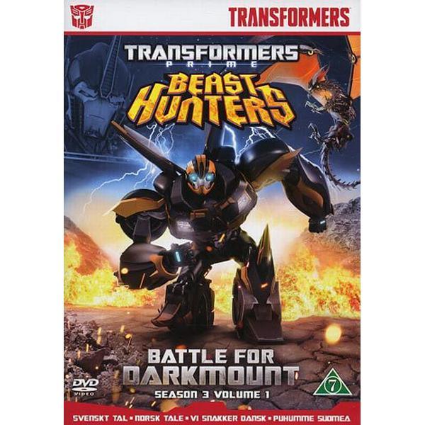 Transformers Prime: Säsong 3 vol 1 (DVD) (DVD 2014)