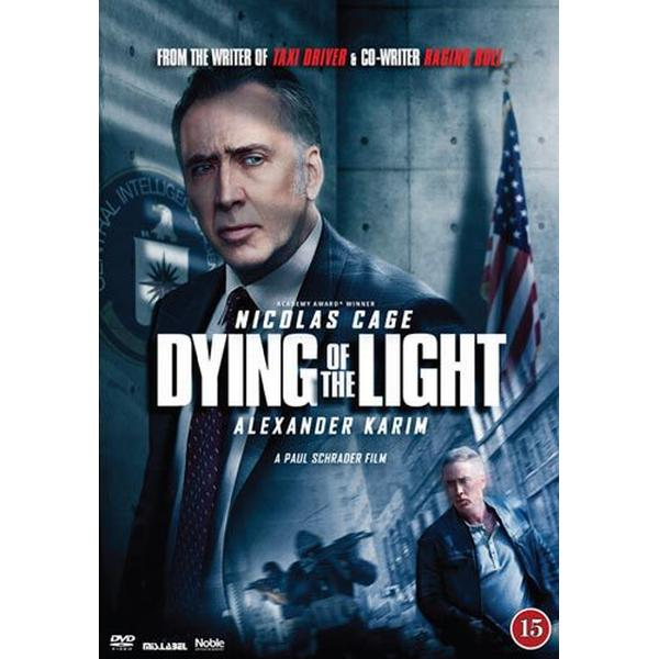 Dying of the light (DVD) (DVD 2014)